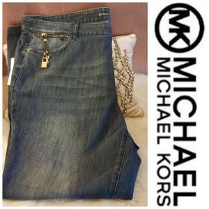 NWT Micheal Kors jeans size 22